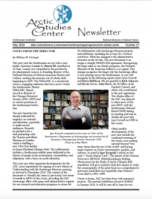 Arctic Studies Center Newsletter 1.png